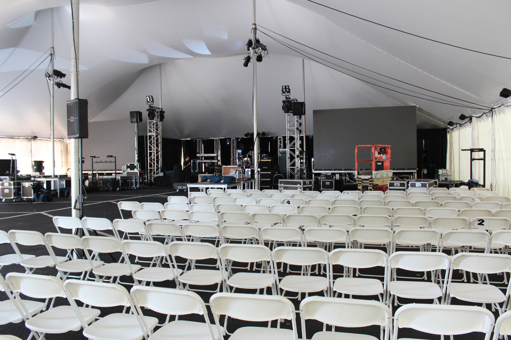 What Size Tent Do I Need Taylor Rental Berkeley Heights
