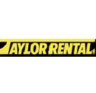 Taylor Rental Logo